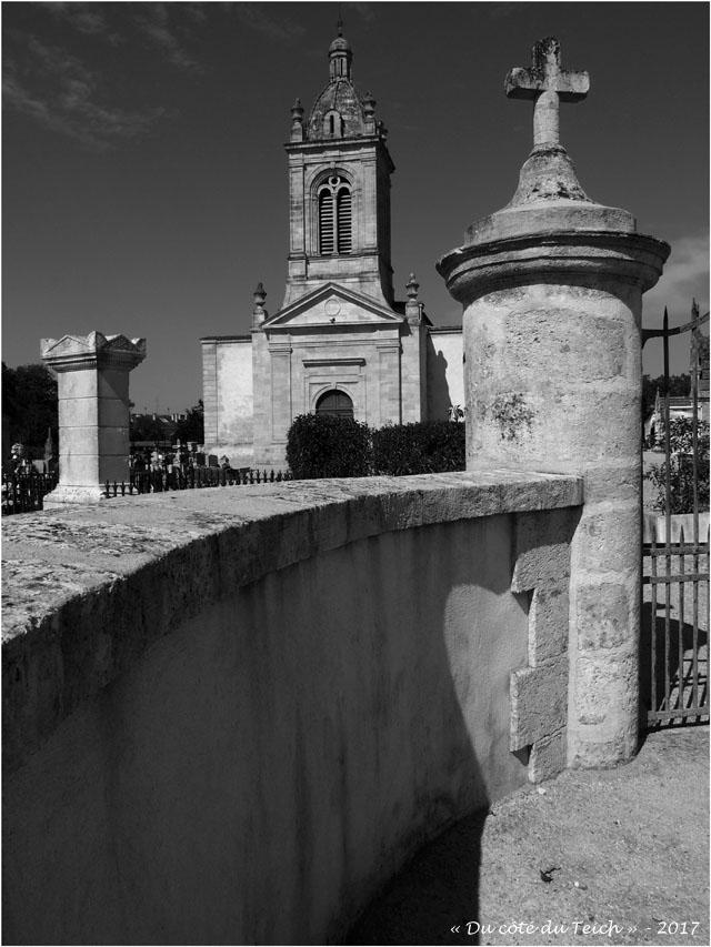 BLOG-P8010731-église St Michel Margaux N&B