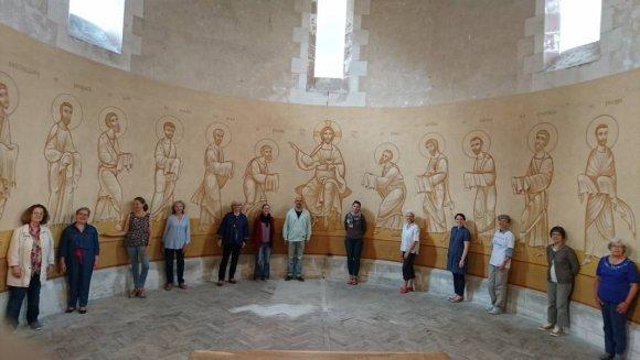 Atelier St Jean Damascène - St Elme - Juin 2017