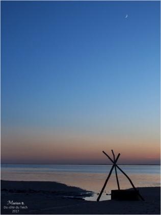 BLOG-PB220233-crépuscule et croissant lune rivages Andernos
