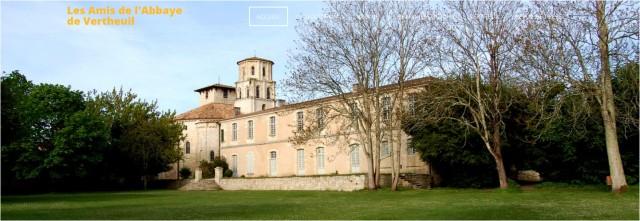 """Association """"Les Amis de l'abbaye de Vertheuil"""""""