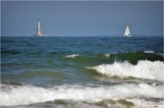 BLOG-DSC_44354-1-plage Soulac et phares Cordouan et la Coubre