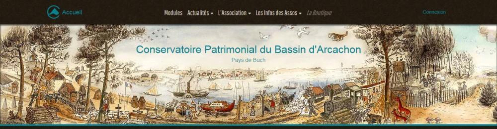 Conservatoire Patrimonial Bassin Arcachon