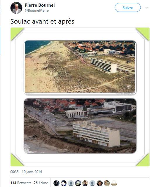 Immeuble Le Signal Soulac - 1967 2014