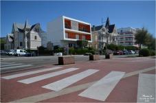 BLOG-DSC_44557-la Périnière 1955 et villas front de mer Royan