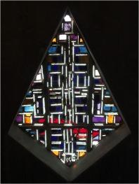 Chemin de croix - maître-verrier Henri Martin-Granel (1958)
