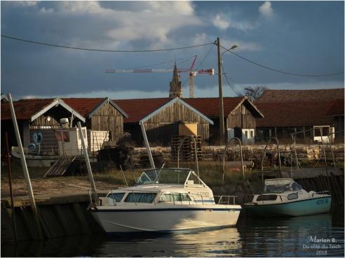 BLOG-PB259963-port Gujan clocher St Maurice et grue ancienne Guérinière