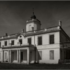 BLOG-DSC_0613-château de Certes Audenge sépia cadre