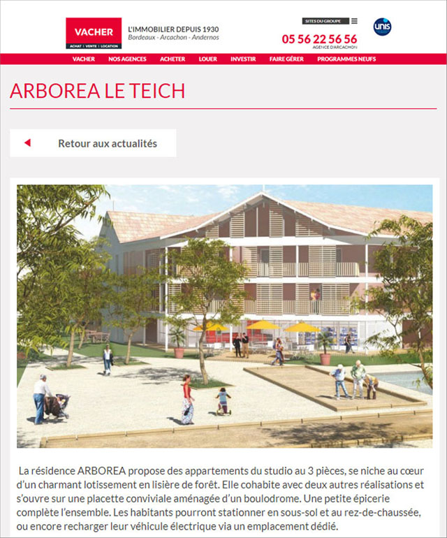 Arboréa - le Teich - Juin 2020