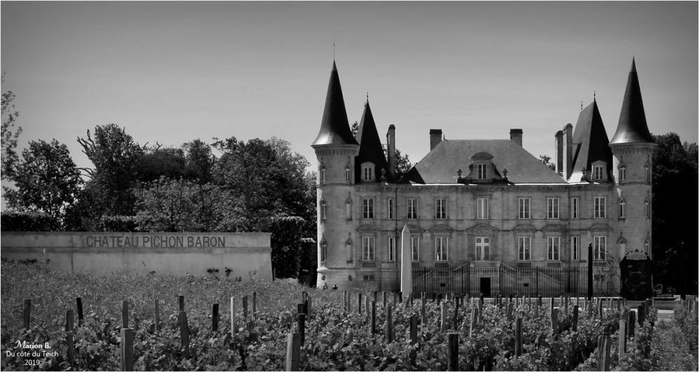 BLOG-DSC_46379-2-château Pichon Baron N&B