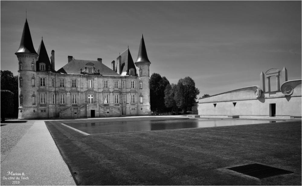 BLOG-DSC_46392-château Pichon Baron N&B
