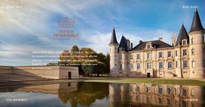 Site officiel Château Pichon Baron