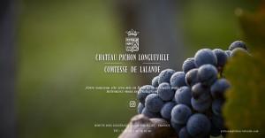 Site officiel Château Pichon Longueville Comtesse de Lalande