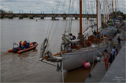 BLOG-DSC_46857-zodiac SNSM et bateaux Bordeaux fête le fleuve 2019