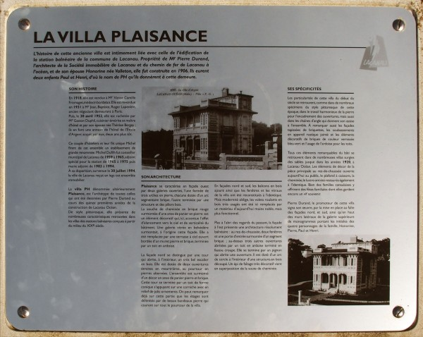 PC033859-histoire villa Plaisance ex PH Lacanau océan