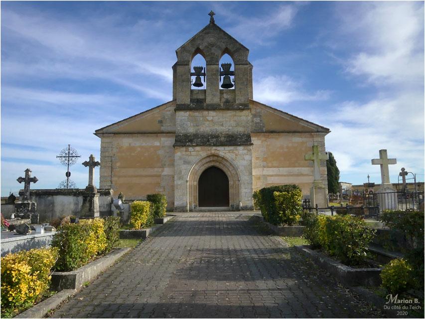 BLOG-P1010155-église St Martin Labarde