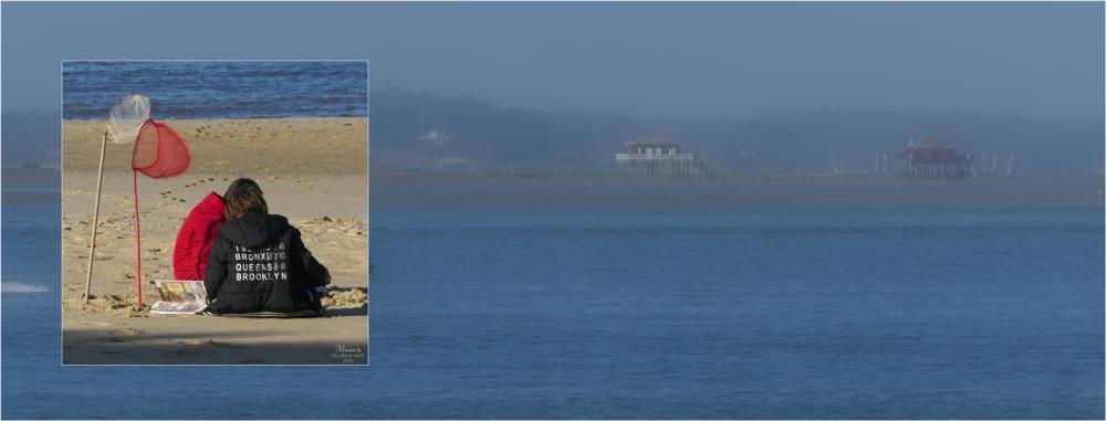 BLOG-P1020058-65 flou-bannière mercredi sur la plage