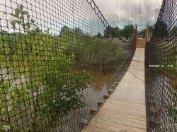 BLOG-P1040645-pont de singe entre ville et port le Teich PA06